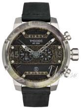 Timecode Hubble 1990 Grå/Læder