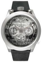Timecode Moon 1969 Grå/Læder Ø46 mm