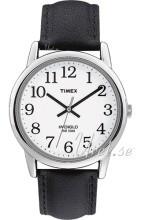Timex Easy Reader Hvid/Læder