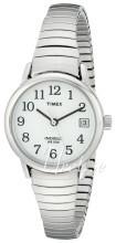 Timex Easy Reader Hvid/Stål