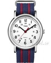 Timex Weekender Hvid/Stål