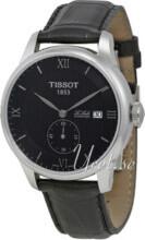 Tissot Tissot T-Classic Sort/Læder