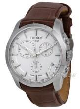 Tissot Heritage PR 516 Sølvfarvet/Læder
