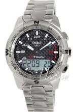 Tissot T-Touch II Sort/Titanium
