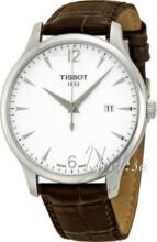 Tissot Tradition Hvid/Læder