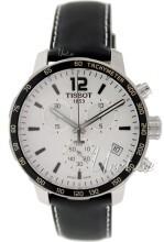 Tissot Tissot T-Sport Sølvfarvet/Læder
