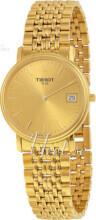 Tissot T-Classic Champagne/Gul guldtonet stål