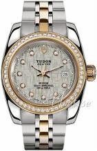 Tudor Classic Date Sølvfarvet/18 karat guld