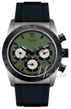 Tudor Fastrider Grøn/Gummi