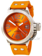 TW Steel Canteen Orange/Gummi