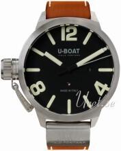 U-Boat Classico Sort/Læder