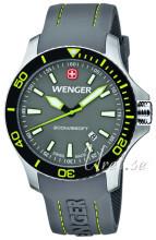 Wenger Seaforce Grå/Gummi Ø43 mm